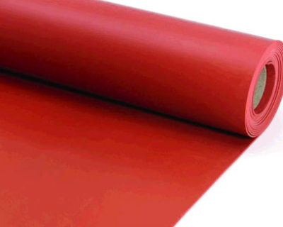 Buy Red Silicone Rubber
