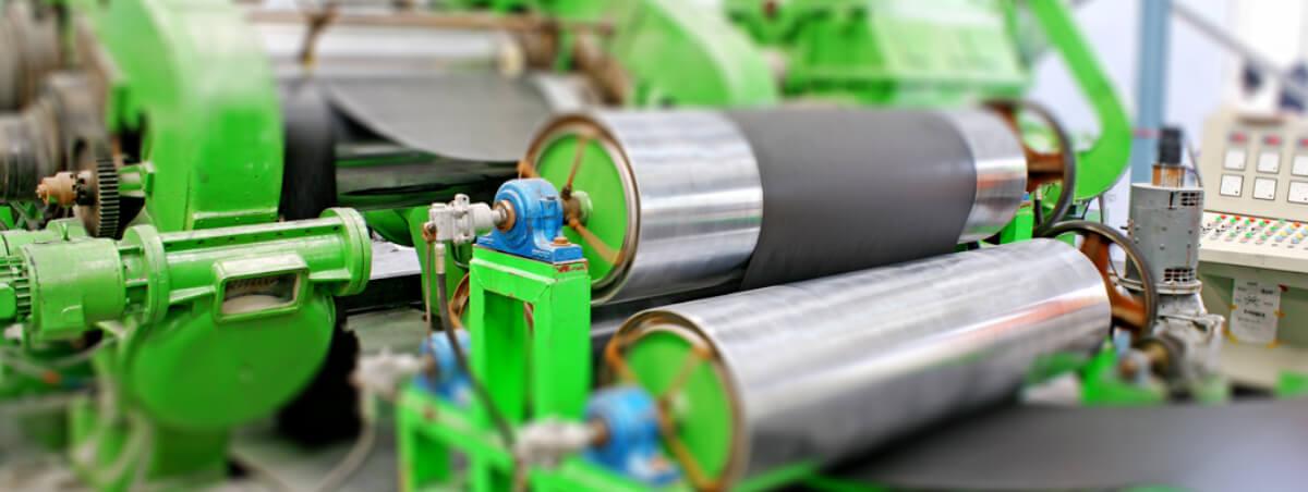 Industrial Rubber Sheet